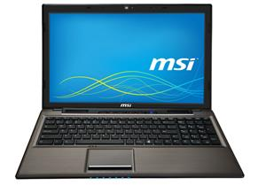 MSI CR61-3550M-4GB-500GB-Intel